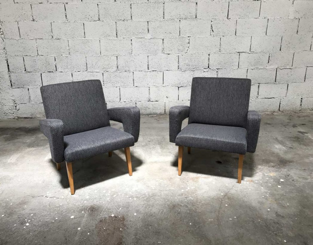 paire-fauteuil-vintage-navratil-expo-58-brussel-tissu-gris-chine-5francs-2