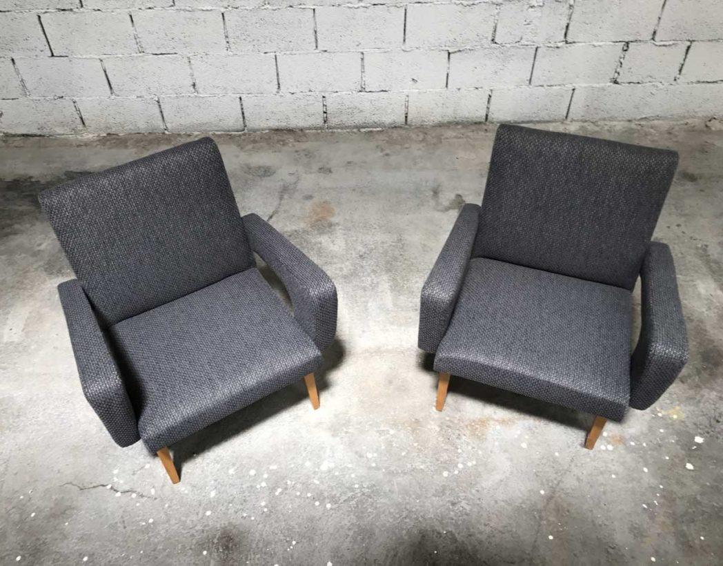 paire-fauteuil-vintage-navratil-expo-58-brussel-tissu-gris-chine-5francs-3