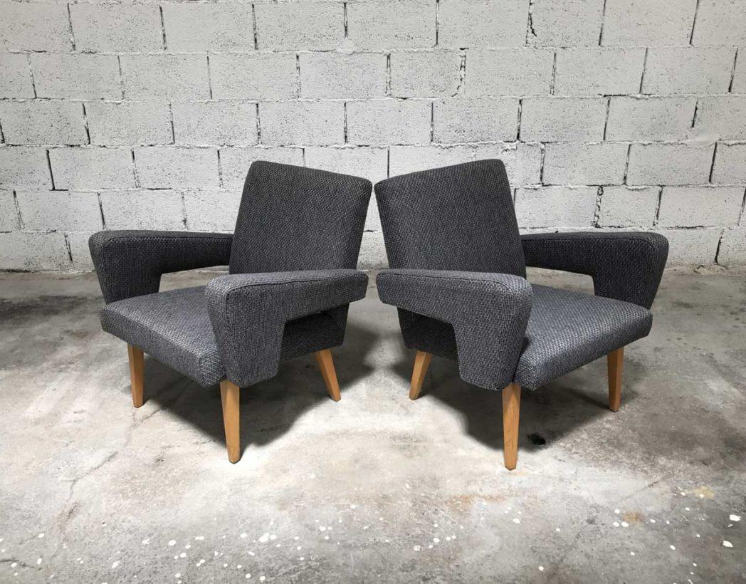 paire-fauteuil-vintage-navratil-expo-58-brussel-tissu-gris-chine-5francs-7