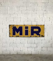 plaque-emaillee-mir-graphique-rare-grande-5francs-1