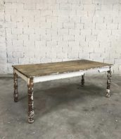table-ferme-ancienne-chene-pied-tourne-patine-blanche-5francs-1