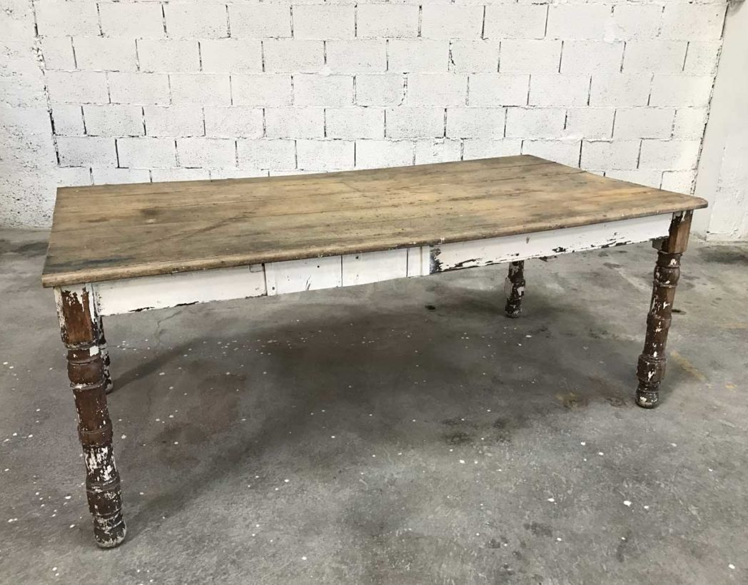 table-ferme-ancienne-chene-pied-tourne-patine-blanche-5francs-6