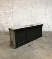 ancien comptoire napoleon 3 banque meuble metier 5francs 2 172x198 - ancien grand comptoir de bureau de change Napoléon III fin 19ème