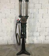 ancienne pompe satam globe verre verte garage annee30 5francs 1 1 172x198 - Ancienne pompe à essence SATAM année 30 verte