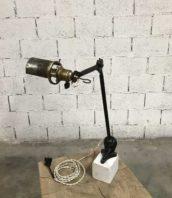 """lampe gras modele 202 bidouille bernard albin grad ravel annee 30 5francs 1 172x198 - Lampe Gras RAVEL modèle 202 réflecteur """"bidouille"""" d'époque"""