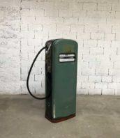 ancienne pompe essence boutillon verte garage 5francs 3 172x198 - Ancienne pompe essence BOUTILLON complète verte
