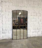 ancienne verriere arrondie orangerie miroir 19eme 5francs 1 172x198 - Ancienne verrière miroir arrondi orangerie XIXe