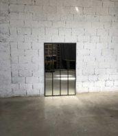 grand miroir verriere 163cm atelier rivetee 5francs 1 172x198 - Grand miroir ancienne verrière rivetée 163cm