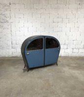 meuble 2cv citroene portes bleues garage nostalgie no7 5francs 1 172x198 - Meuble 2CV création by 5FRANCS