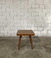 table basse jindrich halabala vintage bistrot cafe bois 5francs 1 172x198 - Table basse Jindrich Halabala
