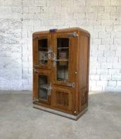 ancien frigo cave a vin bistrot bois frigidaire 5francs 1 172x198 - Ancien frigo FRIGIDAIRE de brasserie reconvertie en cave à vin