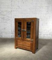 cave vin ancien frigo bois moteur meuble metier 5francs 1 172x198 - Cave à vin ancien frigo FRIGIDAIRE 2 portes avec moteur