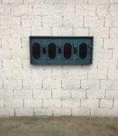 ancien moule bois usine industriel 5francs 1 172x198 - Ancien moule de pièce industrielle en bois patine d'origine
