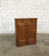 buffet confiturier tiroirs meuble metier 5francs 1 172x198 - Ancien confiturier en bois décapé  hauteur 121 cm