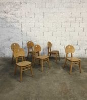ensemble 50 chaise bistrot refectoire annee70 vintage claire 5francs 1 172x198 - Ensemble de 50 chaises de réfectoire année 70