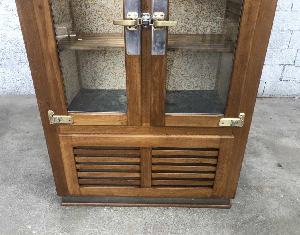 cave vin vintage ancien frigo kelvinator. Black Bedroom Furniture Sets. Home Design Ideas