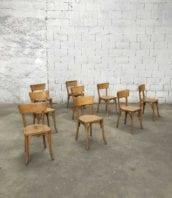 """lot 19 chaises bistrot baumann tete de gendarme 5francs 1 172x198 - Lot de 19 chaises de bistrot Baumann dossier """"tête de gendarme"""""""