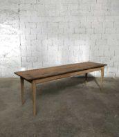 tabe refectoire ancienne patine 330cm 5francs 1 172x198 - Table de réfectoire ancienne en chêne belle patine 330cm