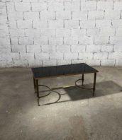 Table basse vintage néoclassique style maison bagues annee50 longueur 98cm 5francs 1 172x198 - Table basse vintage style Maison Baguès années 50 longue 98cm