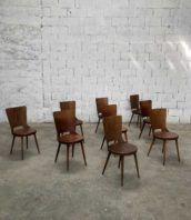 "21 chaises baumann dove bistrot bar vintage 5francs 1 172x198 - Ensemble de 22 chaises bistrot Baumann modèle ""DOVE"""