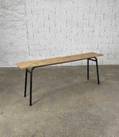 console vintage mullca en bois et metal longue 200cm 5francs 1 172x198 - Console vintage Mullca en bois et métal longue 200cm