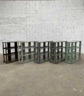 etagere strafor industrielle metal rare 106cm 5francs 1 172x198 - Etagère industriel Strafor modulable en métal ondulé