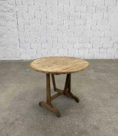 table de vigneron pliable 19eme siecle chene 5 francs 1 172x198 - Table de vigneron pliable du 19eme siècle en chêne