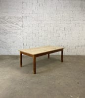 "ancienne table de ferme Charlieu pin massif longue 212cm 5francs 1 172x198 - Petite Table de ferme ""Charlieu"" en pin massif longue 212cm"