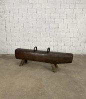ancien-cheval-darçon-cuir-foncé-bois-annees-1900-5francs-1