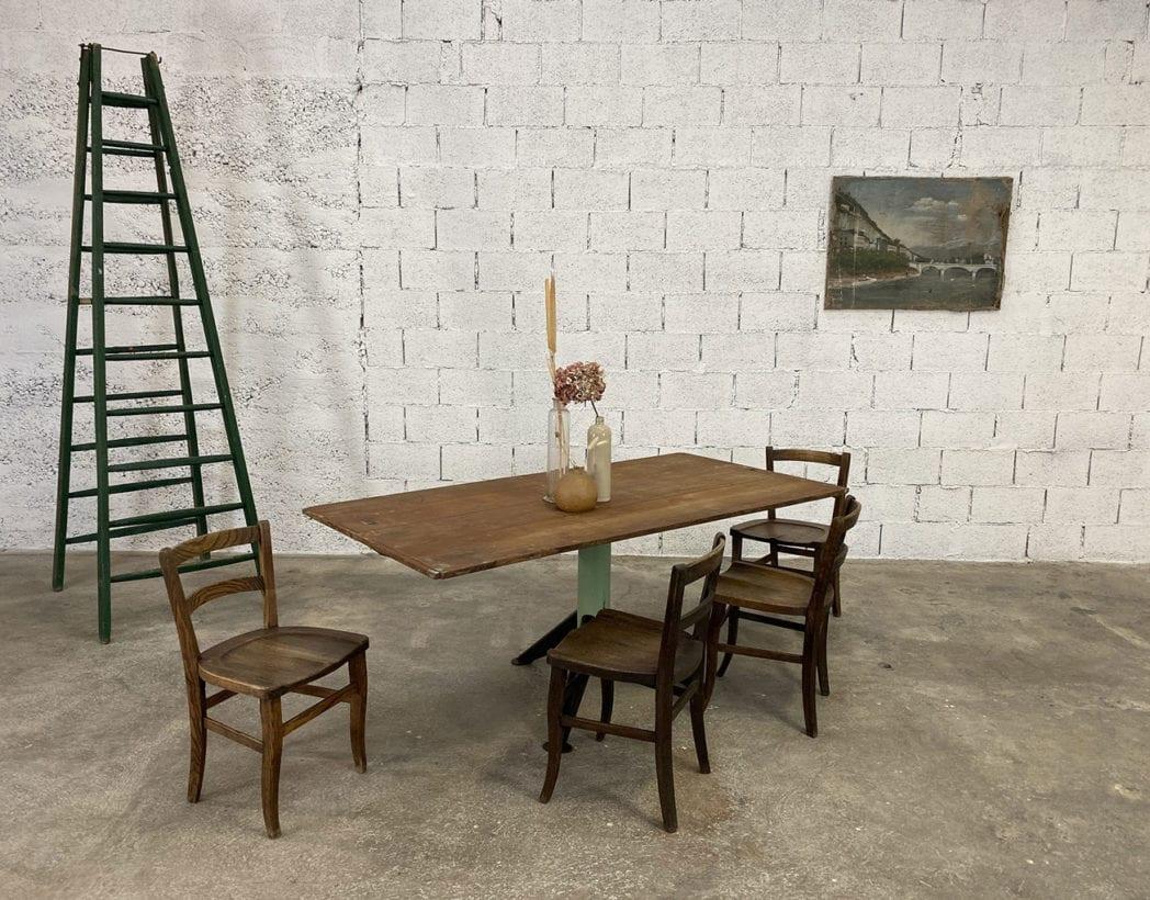 chaise-art-pop-chene-massif-année-1900-2