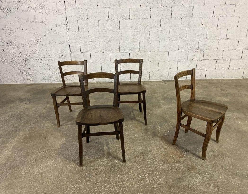 chaise-art-pop-chene-massif-année-1900-3
