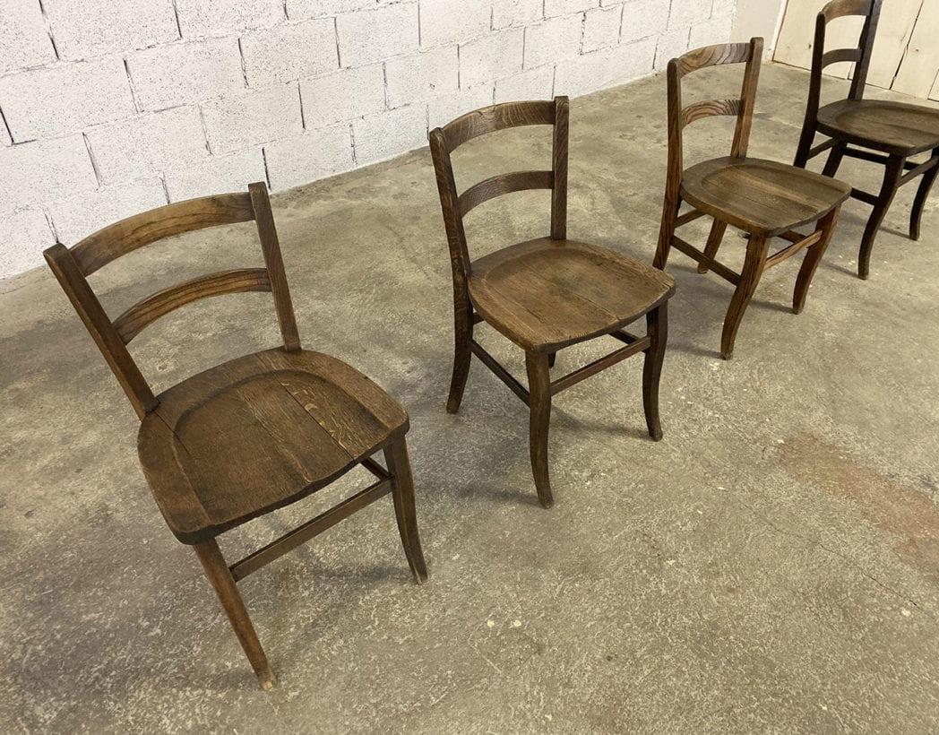 chaise-art-pop-chene-massif-année-1900-4
