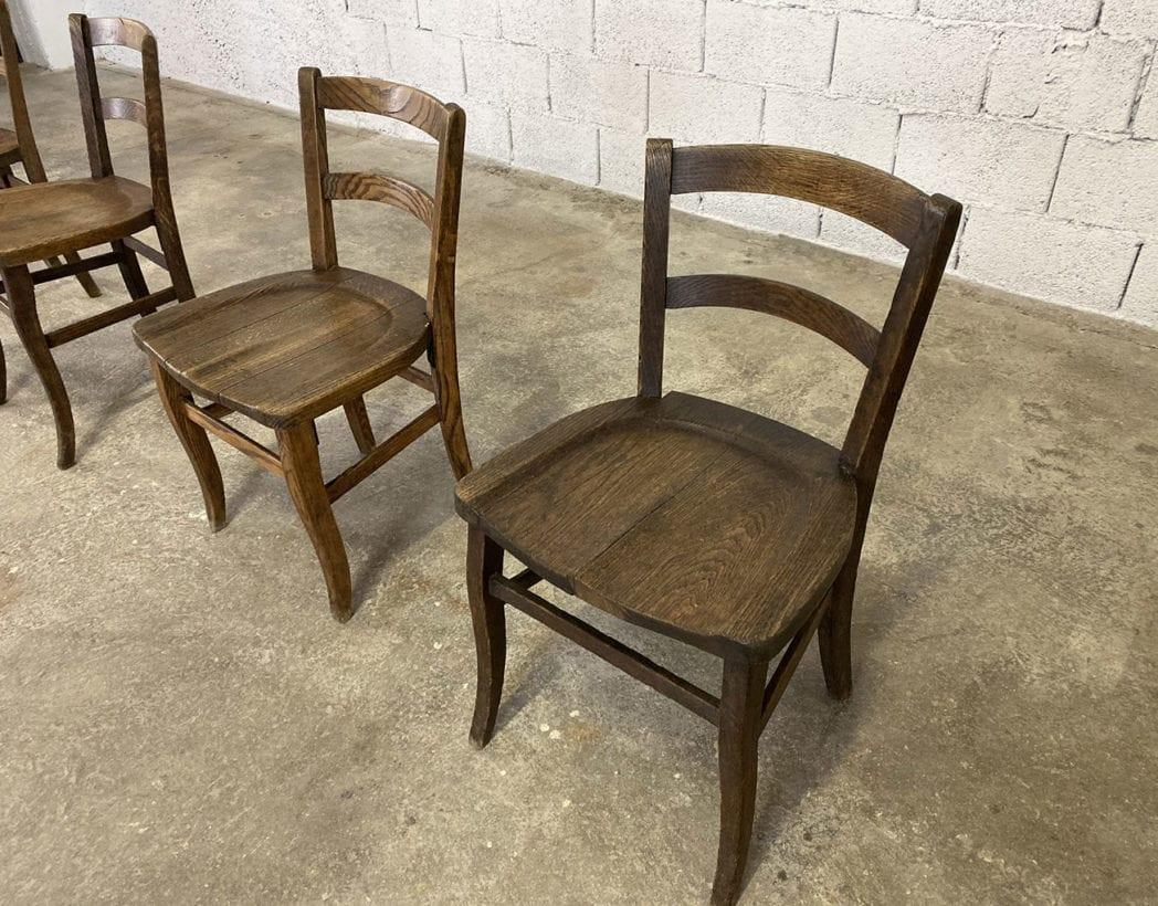 chaise-art-pop-chene-massif-année-1900-5