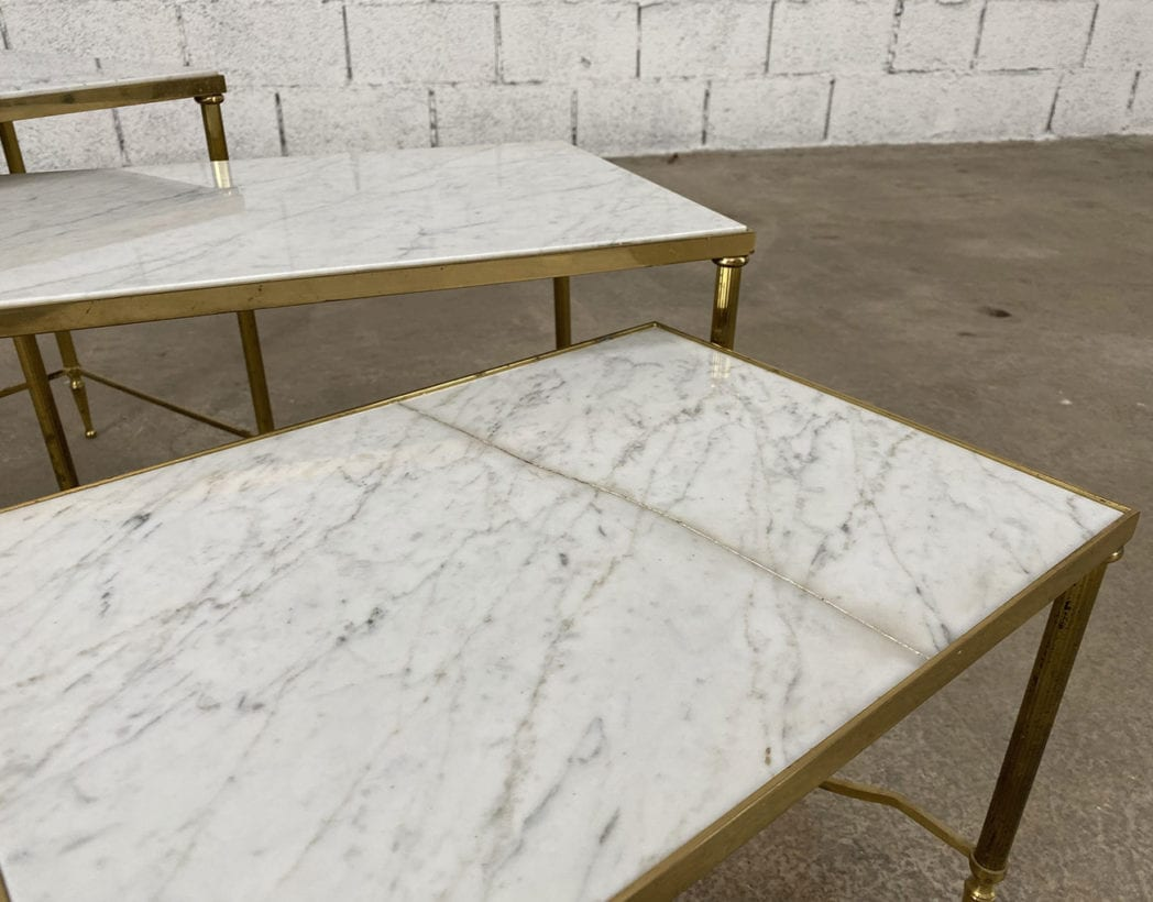 set-tables-basses-gigognes-marbre-laiton-maison-Jansen-5francs-6