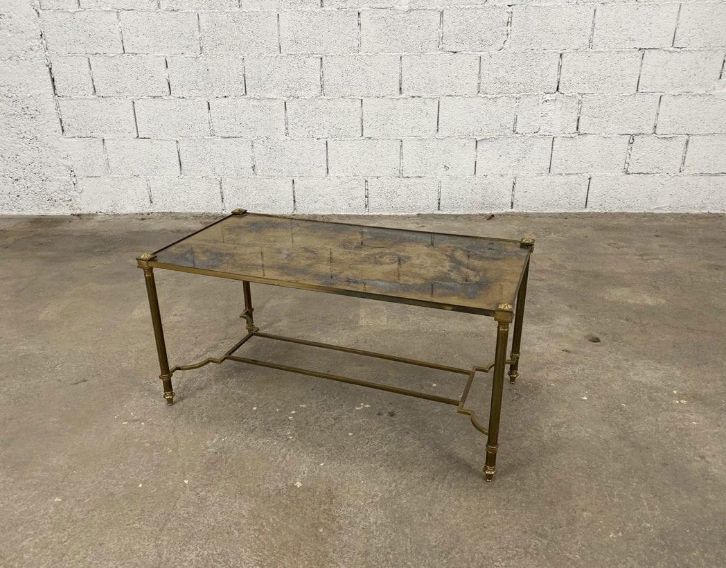 table-basse-laiton-plateau-oxydé-maison-bagues-5francs-3