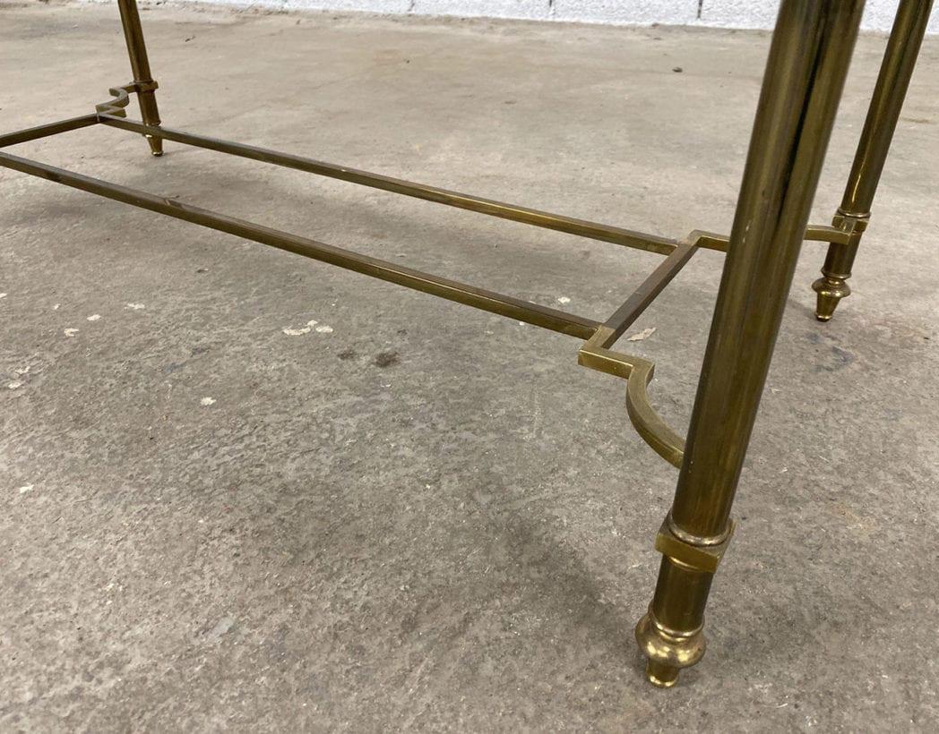 table-basse-laiton-plateau-oxydé-maison-bagues-5francs-6