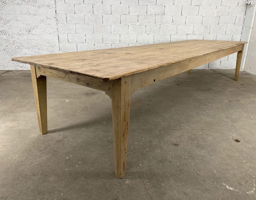 table-de ferme-de travail-pin-XXL-1900-5francs-11
