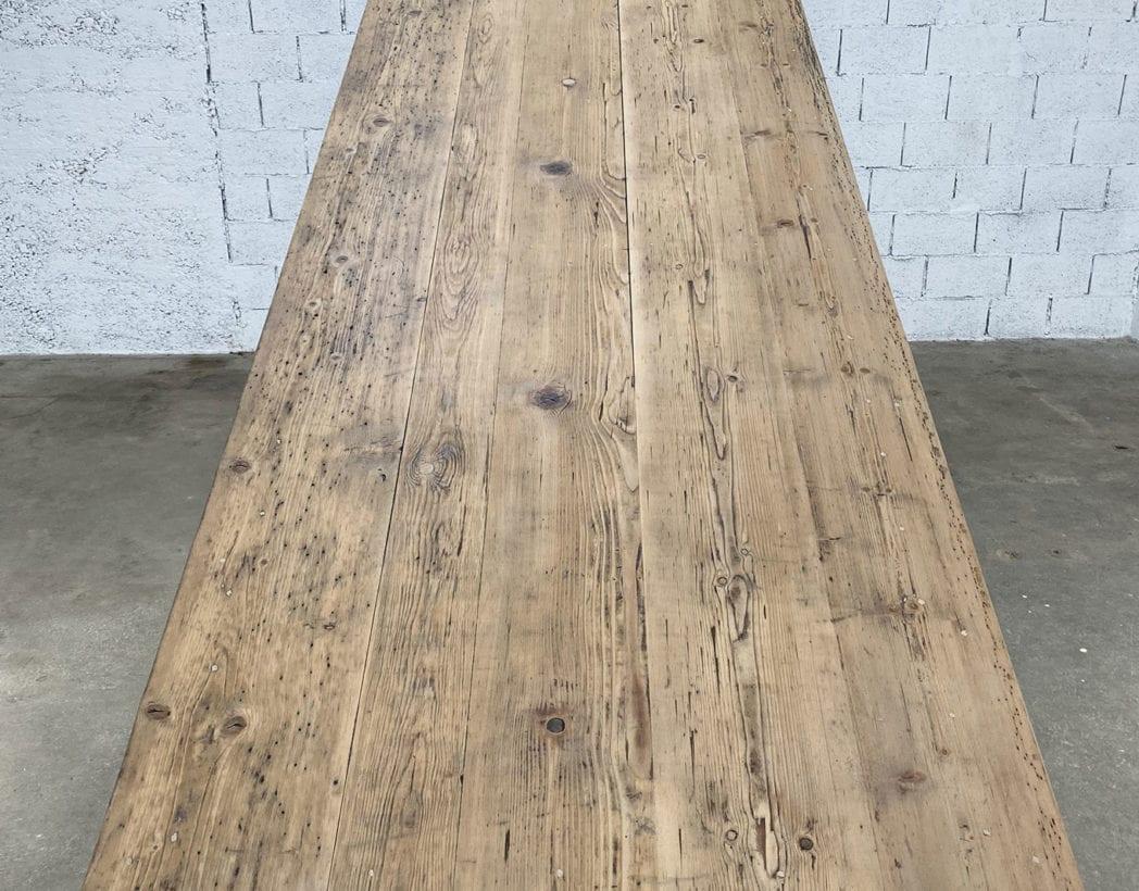 table-de ferme-de travail-pin-XXL-1900-5francs-7