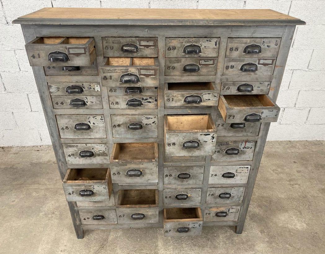 ancien-meuble-de-metier-tiroirs-patine-vintage-5francs-5