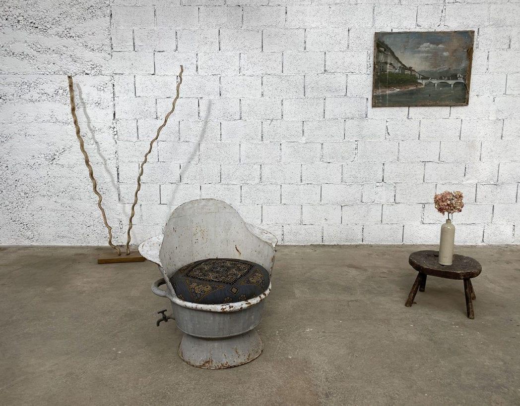 ancienne-bassine-baignoire-zinc-fauteuil-annees1900-vintage-retro-5francs-1