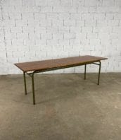 ancienne-table-refectoire-bois-tube-metallique-vintage-retro-5francs-2
