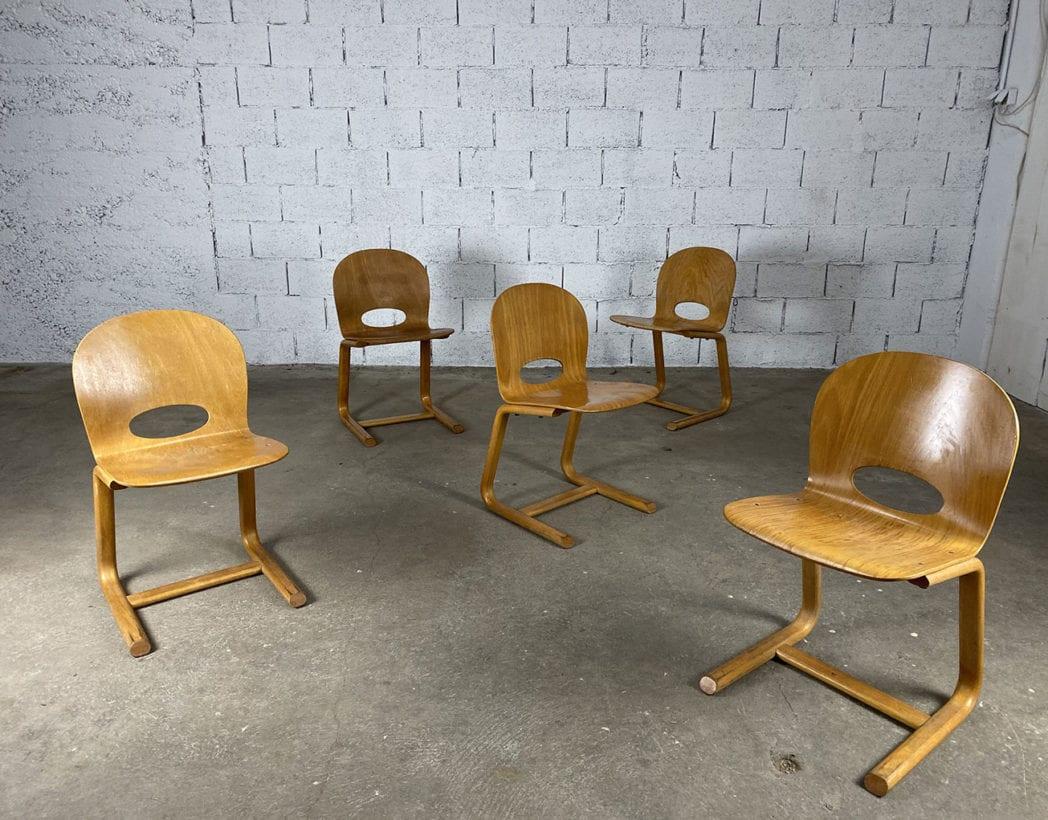 anciennes-chaises-refectoire-bois-plie-vintage-années-80-5francs-3