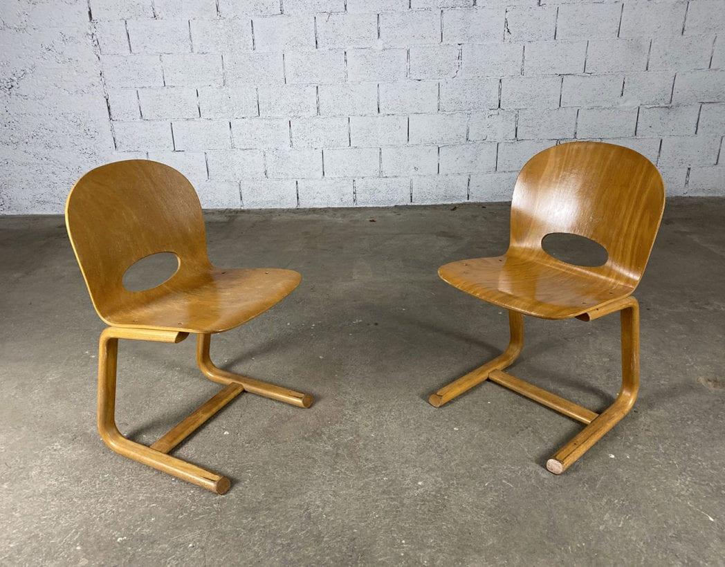 anciennes-chaises-refectoire-bois-plie-vintage-années-80-5francs-4