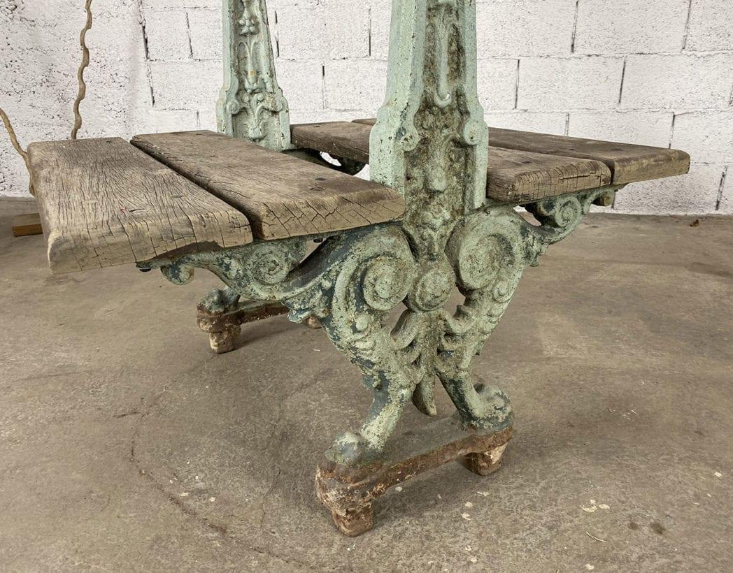 banc-jardin-confident-bois-fer-forgé-vintage-patine-5francs-9