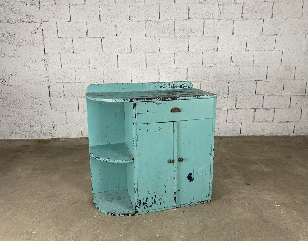 buffet-angle-patine-bleue-pin-mobilier-vintage-5francs-2