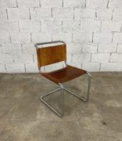 chaise-bauhaus-pieds-tubulaires-assise-cuir-cantilever-annees50-vintage-5francs-1