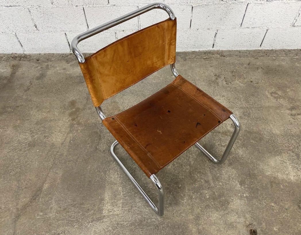 chaise-bauhaus-pieds-tubulaires-assise-cuir-cantilever-annees50-vintage-5francs-3