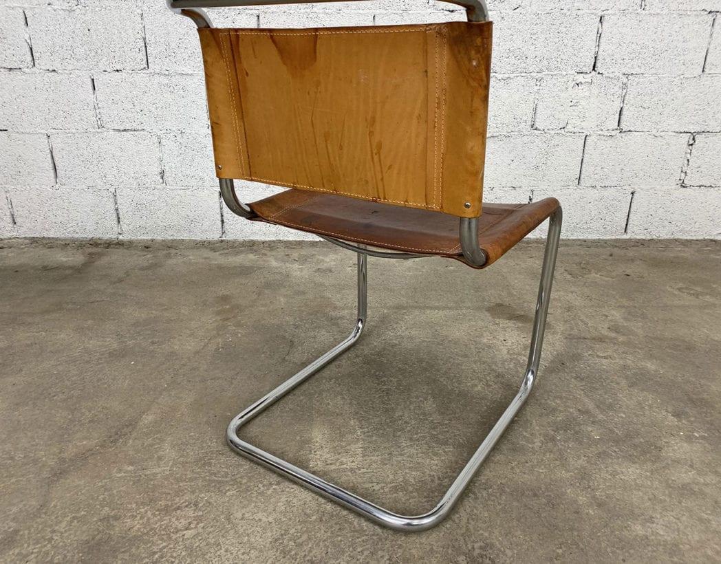 chaise-bauhaus-pieds-tubulaires-assise-cuir-cantilever-annees50-vintage-5francs-6