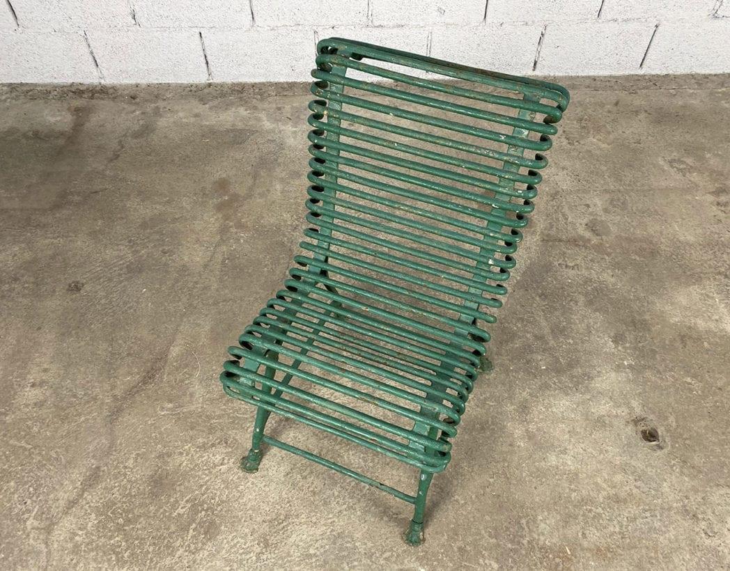 chaise-jardin-arras-fer-metal-pied-sabot-vintage-5francs-3