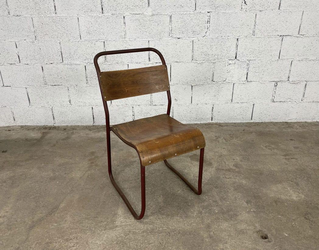 chaise-tubulaire-esprit-marcel-bauhaus-bois-patinee-vintage-annees-5francs-3